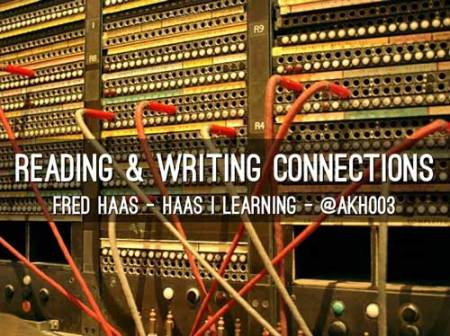 Image: Reading and Writing Connections Title Slide