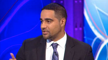 Photo: Teacher Jesse Hagopian