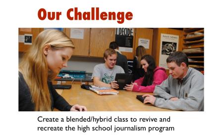 Slide: MassCUE 2013 - Journalism Presentation