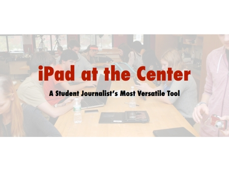 Image: iPad at the Center