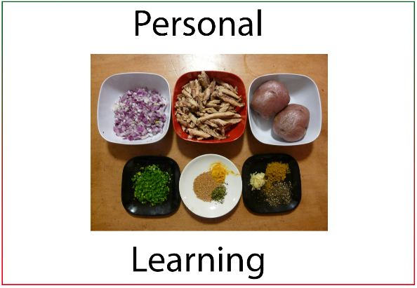 Image: Personal Learning - title slide
